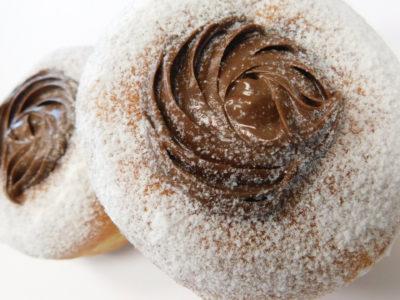 nutella donuts